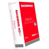 Adeziv si masa de spaclu Rockwool Red Art